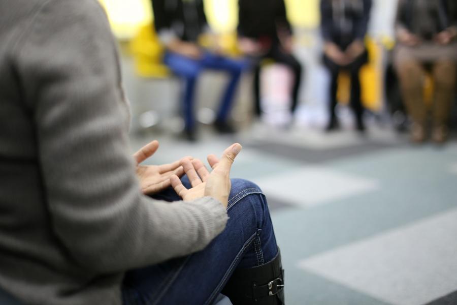 Incontro di Psicoterapia di Gruppo (Prova gratuita per i nuovi partecipanti)